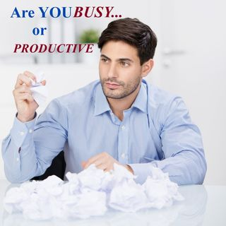 "MicroBizED Two Minute Drill - ""Be Productive"""