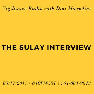 The Sulay Interview.