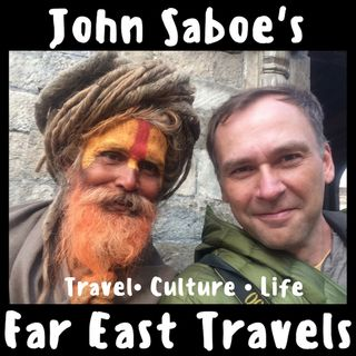 John Saboe's Far East Travels