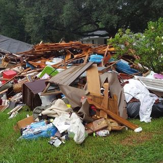 Louisiana Flooding Destroy Home of Vita Hawthorne Banks