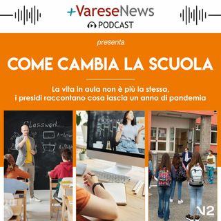 Come cambia la scuola - Intervista a Anna Bressan dirigente dell'Isis Facchinetti di Castellanza