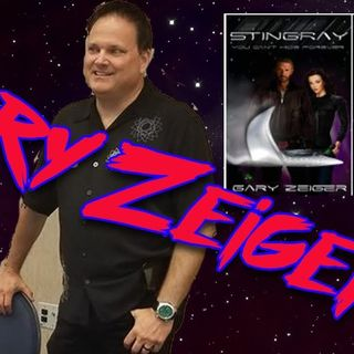 You Can't Hide Forever in the Sci-Fi World! Author Gary Zeiger interview on the Hangin With Web Show