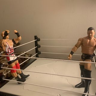 WWE STOP MOTION's show