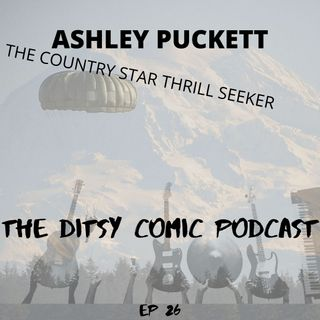 ASHLEY PUCKET COUNTRY STAR THRILL SEEKER
