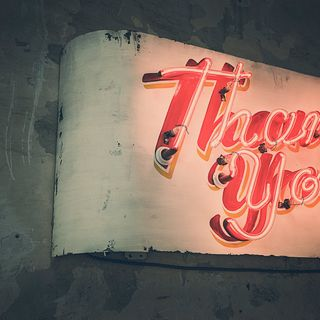 Puntata 34 - La buzzword è #grazie