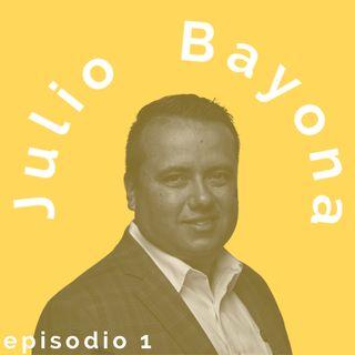 1. Atendiendo el llamado ...a las buenas o a la malas. Con Julio Bayona de The Ricky Joy Company
