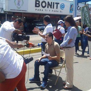 Inician protestas docentes por Decretos de Panamá Bilingue