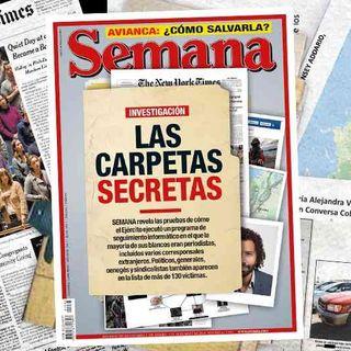 Así espió el Ejército a más 130 de personas en Colombia
