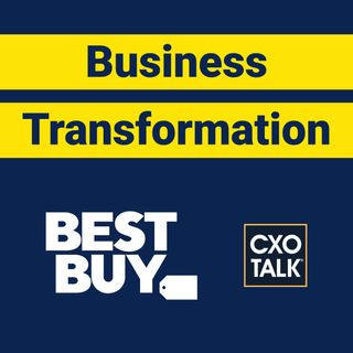 Former Best Buy CEO: Purpose-Driven Business Transformation