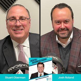 Josh Roland, OneDigital, and Stuart Oberman, Oberman Law Firm