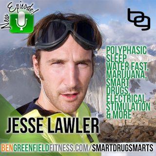 Polyphasic Sleep, Water Fasts, Marijuana, Smart Drugs, Electrical Stimulation & More With Jesse Lawler of SmartDrugSmarts.