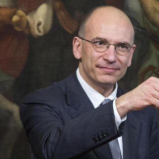 La crisi di governo: Parla Enrico Letta