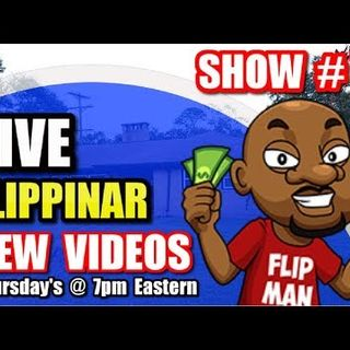 Live Show #76 | Flipping Houses Flippinar: House Flipping With No Cash or Credit 11-01-18