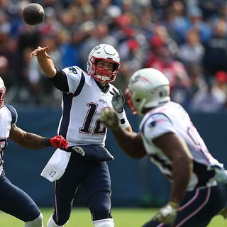 Patriots Must Improve Quickly During Bye Week