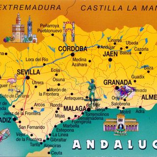 Andalusia Podcast