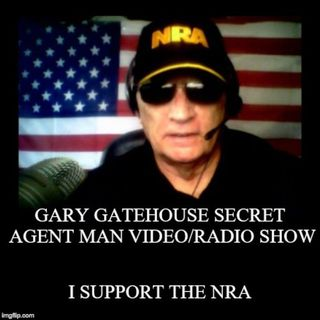 MAY 31 2019 FRIDAY GARY GATEHOUSE SECRET AGENT MAN CONSERVATIVE POLITICAL COMMENTARY VIDEO SHOW  BERNIE SANDERS IS A COMMUNIST LETS LOOK AT
