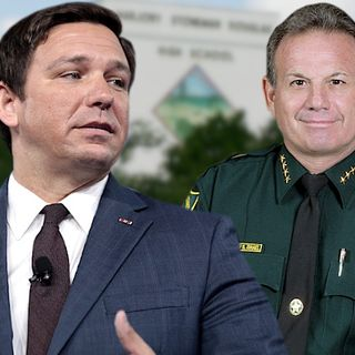 Suspended Broward Sheriff Scott Israel Files Challenge to the Florida Senate +