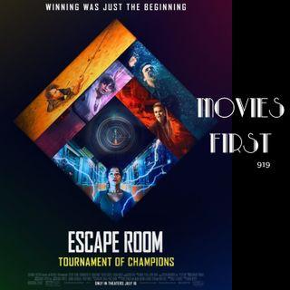 Escape Room Tournament of Champions (Action, Adventure, Horror) (review)