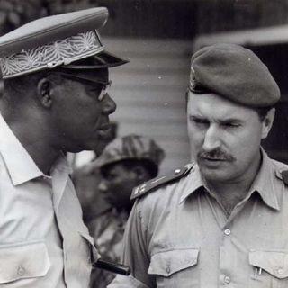 Bob Denard et les putschs en Afrique