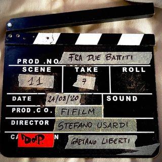 Nel backstage del nuovo film e tra le pagine del nuovo libro di Stefano Usardi.