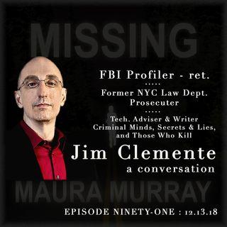 91 - FBI Profiler Jim Clemente