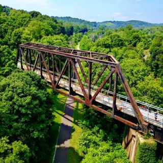 Rails to Trails: Turning Old Railroads into Beautiful Trails