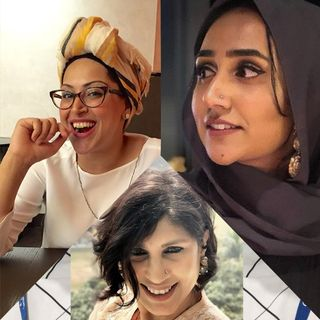 An interview with Benash Nazmeen, Nafiza Anwar & Sundas Khalid