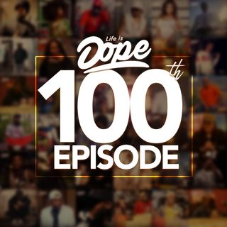 Episode 100 - Thank You.