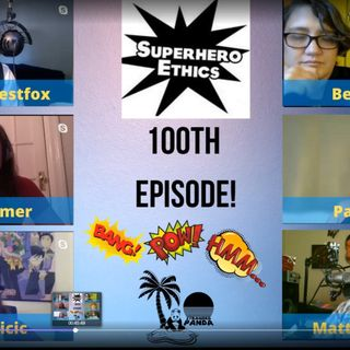 Ep 100 - All Star Guest Line Up