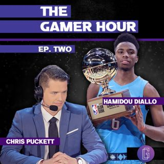 The Gamer Hour - Puckett Interviews Slam Dunk Champ Hamidou Diallo