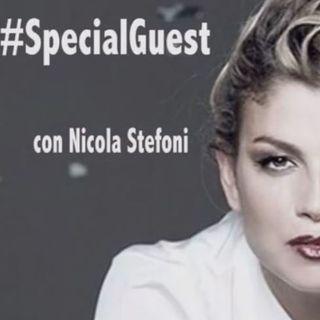 Emma Marrone intervistata da Nicola Stefoni 10/2/2016