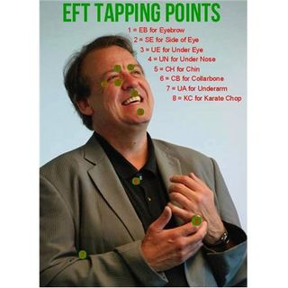 EFT - Tapping Through Your Blocks and Worries with EFT Universe's Dawson Church