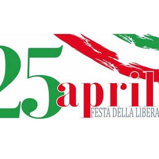 25 APRILE FESTA DI LIBERAZIONE