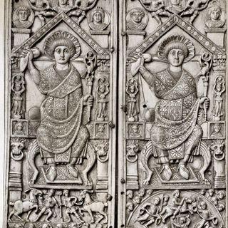 ArTea #1 - L'Incontro fra Culture negli Avori Bizantini (Dittico di Barberini e di Anastasio)