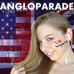 Saludos aniversario del Angloparade