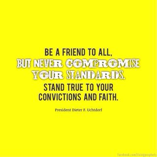 Never Compromise Your Faith