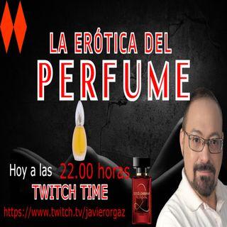 La Erótica del Perfume