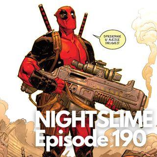 S04E40 [190]: Deadpool. Najemnika śmierć nie tyka