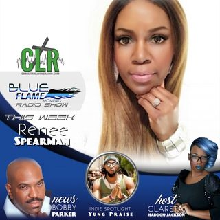 Blue Flame Radio - Renee Spearman