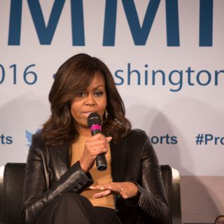 First Lady Michelle Obama on Making Sports Accessible and Affordable