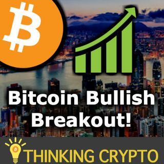 BITCOIN BULLISH BREAKOUT - Crypto Market Pumps - Fidelity Digital Assets Europe - Akon Crypto City