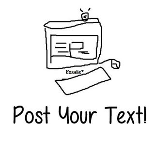 Post Your Text