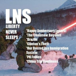 Liberty Never Sleeps 11/09/17 Show