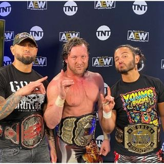 Did AEW Spoil The Tag Team Battle Royal? Plus Royal Rumble Predictions- BAD Creative Podcast's podcast