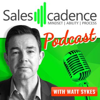 The Salescadence Podcast