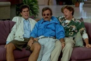 25: A bit-size story from the #LTT-Listen To This Top 5 - Ala Weekend At Bernies