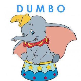 DUMBO - L'Elefantino volante