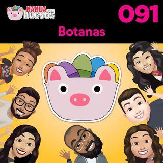 Botanas - MCH #091