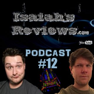 Isaiah's Reviews #12 PODCAST Breakdown- Enter The Void