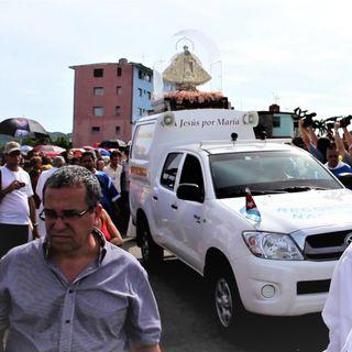 Serie Cuba Primavera de la fe - Capítulo 2: Peregrinacion Virgen de del Cobre (29-11-2011)